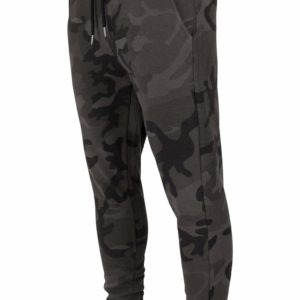 Camo Sweat Pants - Dark
