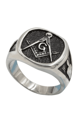 Prime Jewelry - Silver Pyra G Ring