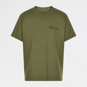 Halo Hemp Tee Coyote Brown